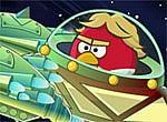 Космические гонки Angry Birds