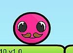 Игра Розовый клубок и звездочки