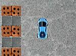 Игра Парковка спортивного автомобиля
