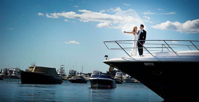 Свадьба на воде