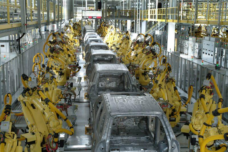 Завод. Фото с сайта www.trip2korea.ru