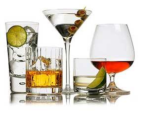Правила подачи напитков