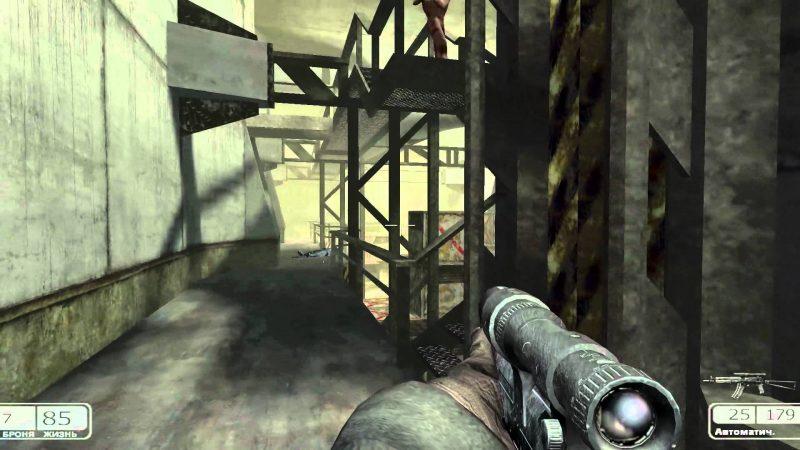 Скриншот Chaser: Вспомнить все (2003) PC
