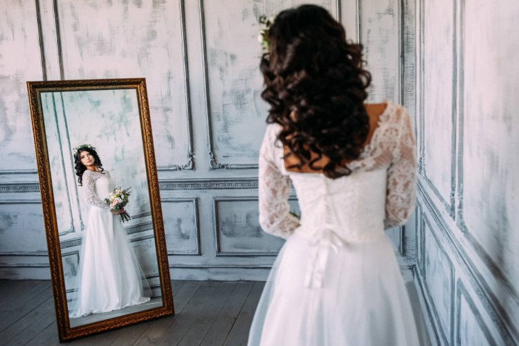 Невеста в зеркале
