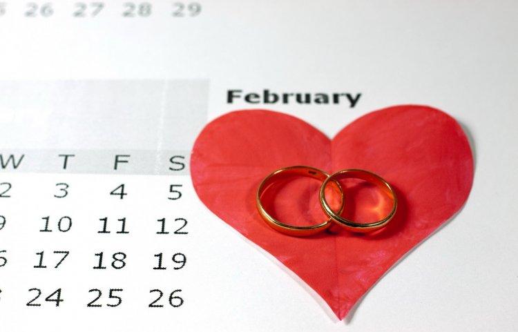 Приметы о месяце свадьбы