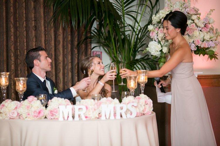 Красивые тосты на свадьбу