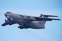 Ilyushin Il-76MD - Ukraine - Air Force (27098678702).jpg