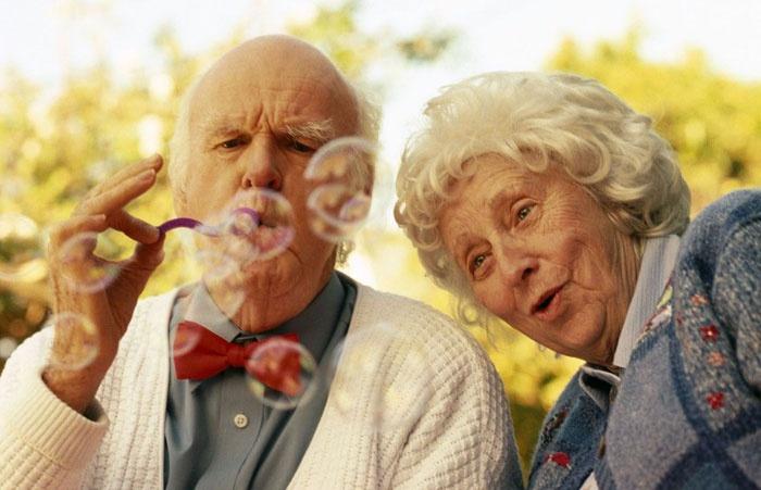 Сценарий празднования 70-летия брачного союза
