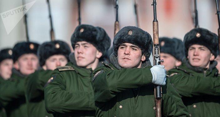 День защитника Отечества в городах России