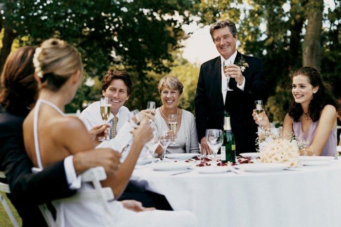 Тост на свадьбу для жениха и невесты
