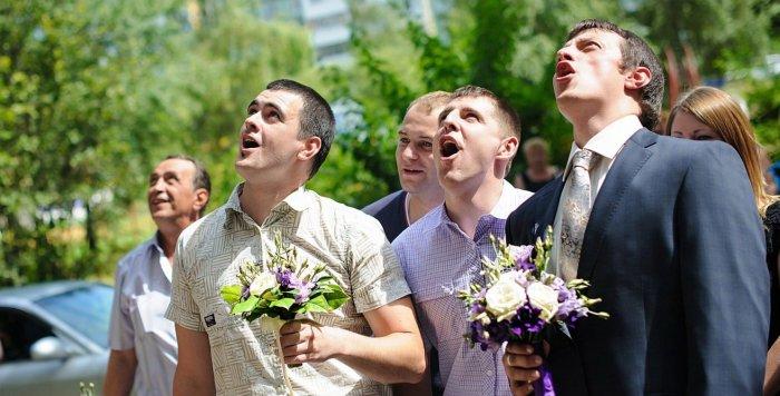 Смешные вопросы на выкуп невесты жениху