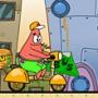 Патрик - развозчик пиццы