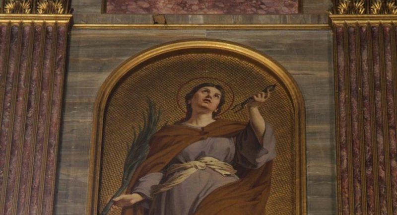 Святая мученица Аполлония. Фото с сайта sputnik.by