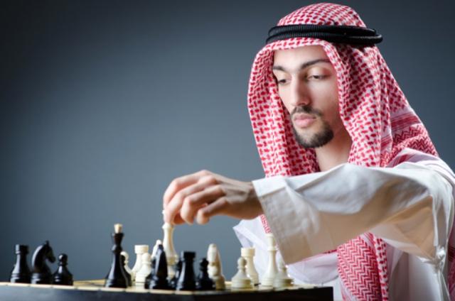 Арабские шахматы