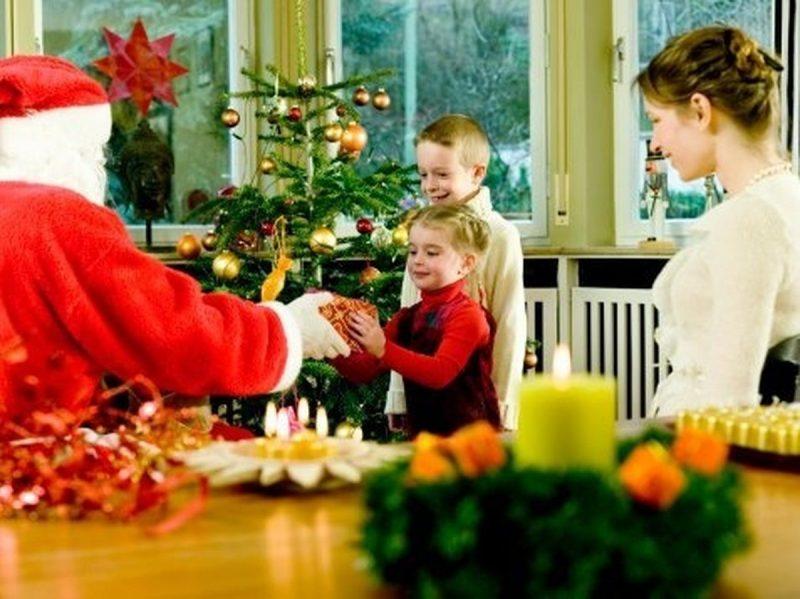 Новогодние игры для детей: для домашнего праздника