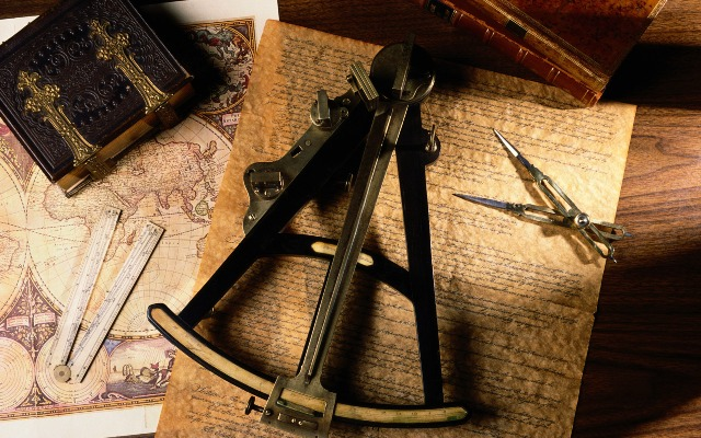 Древние приборы измерений