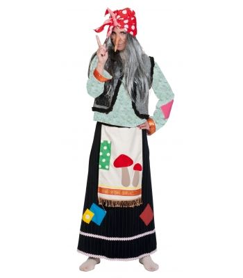 костюм бабы яги для взрослого