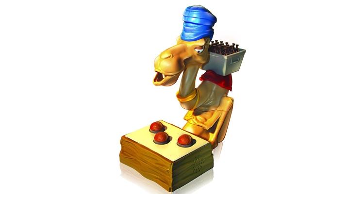 Настольная игра Забавный Верблюд