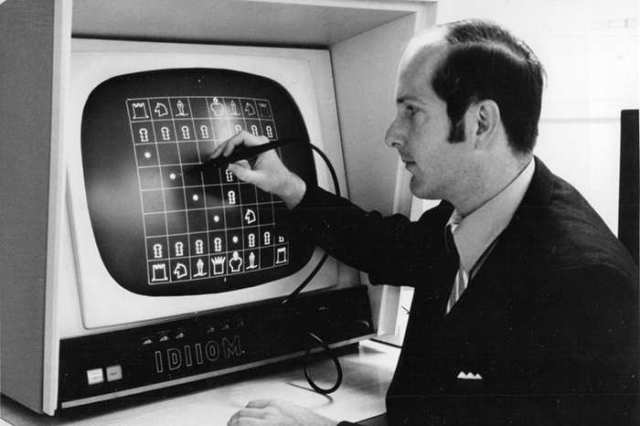 Первые программы о шахматах