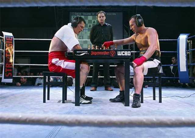 Шахматы как вид спорта