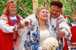 Славянский свадебный обряд, славянский обряд венчания – что это и как они проводились?