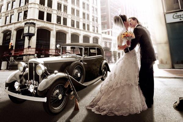 Главное — весь свадебный день запечатлеть на фото. Фото с сайта www.eventgall.ru