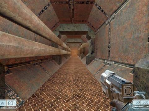 Скачать игру Chaser: Вспомнить все (2003) RUS через торрент