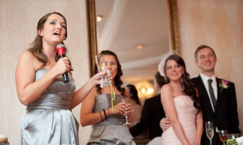 правила составления свадебного тоста
