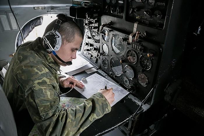 летчик-штурман