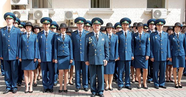 День таможенной службы Украины