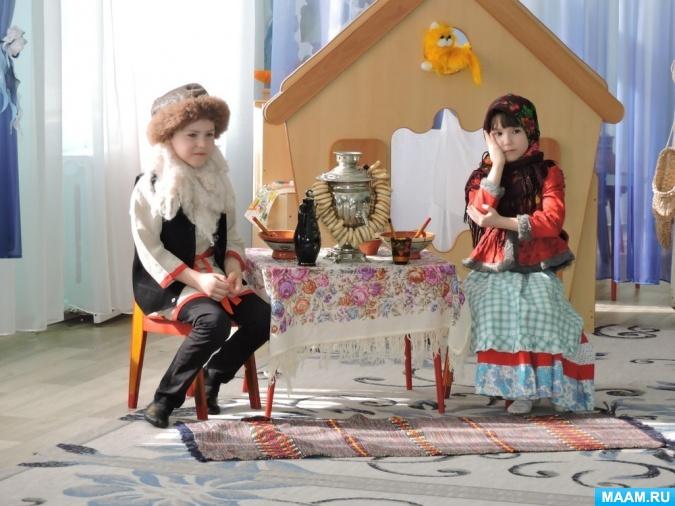Сценарий музыкально-театрализованной сказки «Снегурочка» для старшего дошкольного возраста