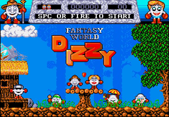 Игра Dizzy