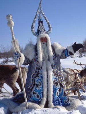 родственники Деда Мороза