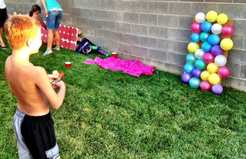 детские конкурсы на день рождения
