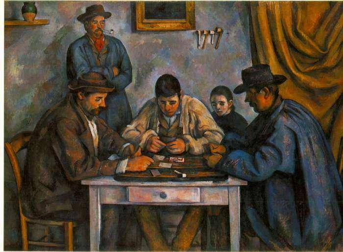 Карточные игры в Российской империи