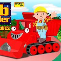 Игра Боб Строитель на Тракторе онлайн