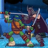 Игра Черепашки-ниндзя: битва добра против зла онлайн