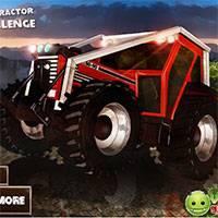 Игра Четырехколесный Трактор онлайн