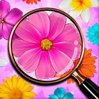 Игра Цветы: поиск скрытых объектов онлайн