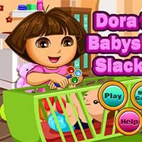 Игра Даша - воспитатель в детском саду онлайн