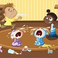 Игра Детский сад 3 онлайн