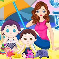 Игра Детский сад для девочек онлайн