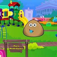 Игра Детский сад для Поу онлайн