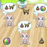 Игра Детский сад: няня Бетти онлайн
