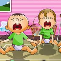 Игра Детский сад: тяжелый день онлайн