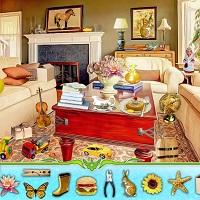 Игра Фермерский дом: поиск предметов, чисел, отличий онлайн