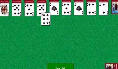 Игра карты пасьянс паук играть бесплатно