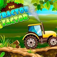 Игра Крутой Трактор онлайн
