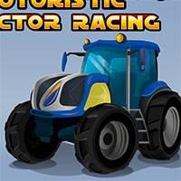 Игра Мини-Трактор онлайн