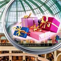 Игра Найди отличия в торговом центре онлайн